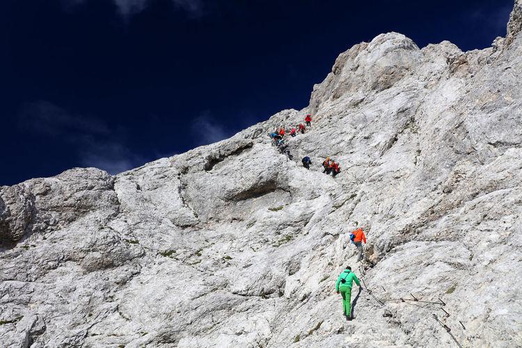 Canon Adrenaline Alpine Extreme Landscape_Collection Rock Slovenia Slovenia Scapes Travel Trekking Triglav National Park Alpine Hiking Alpinists Climbing Day Equipment Ferrata  Landmark Landscape Landscape_photography Limestone Mountain Travel Destinations Trek Triglav Triglavski Narodni Park (triglav National Park)