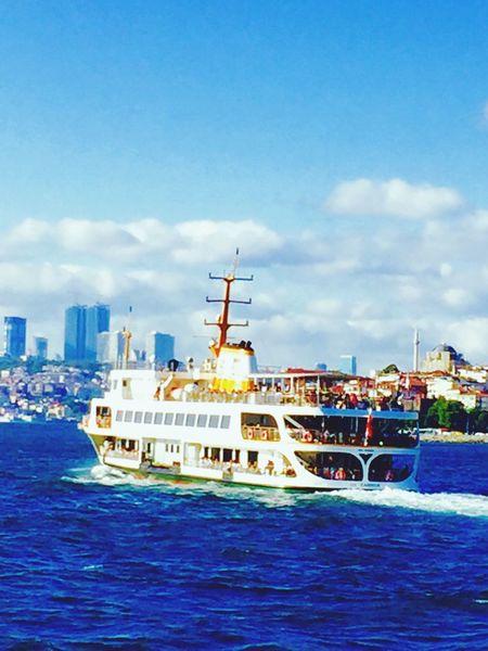 Ferry şehirhatlarıvapuru Sehirhatlari Vapur Seaofmarmara