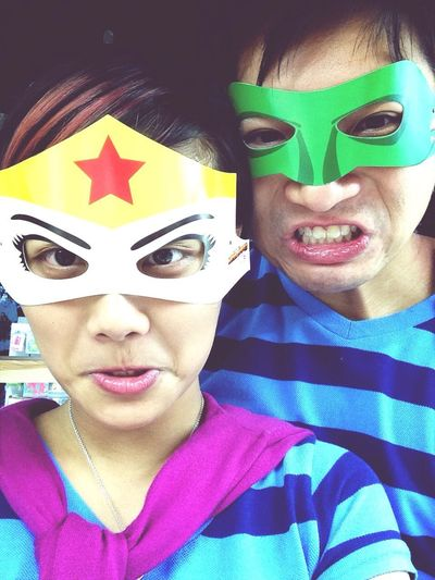 we are the dc heros!