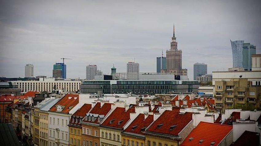 Warsaw Cityview Warszawa  Taras River Buildigs варшава річка будинки дома река