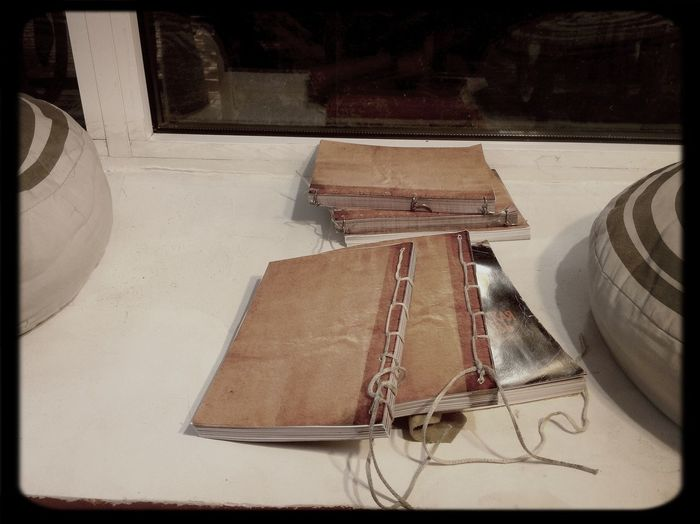 Bookmaking Mock Book Making