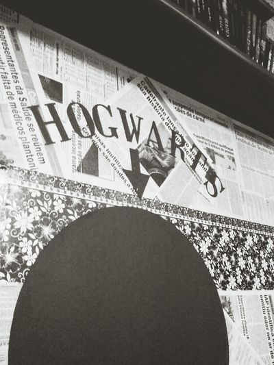 Harry Potter Wall Hogwarts Bedroom