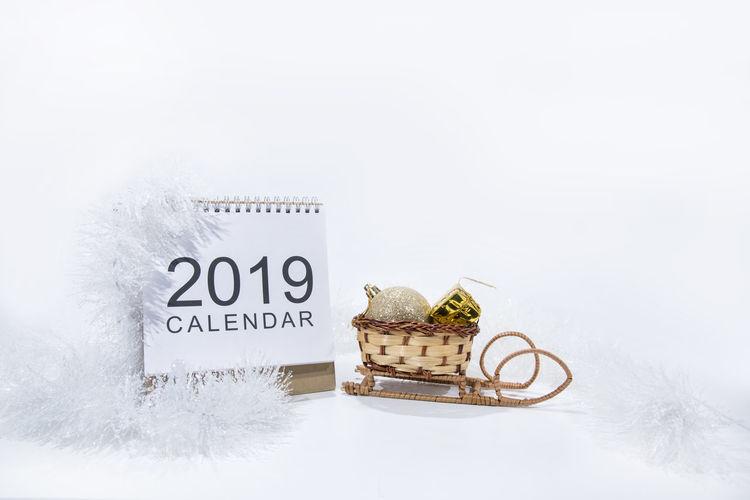 Calendar Text