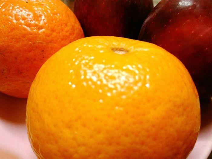 Apple Apple Orang Orang Food Healthy Eating Fruit