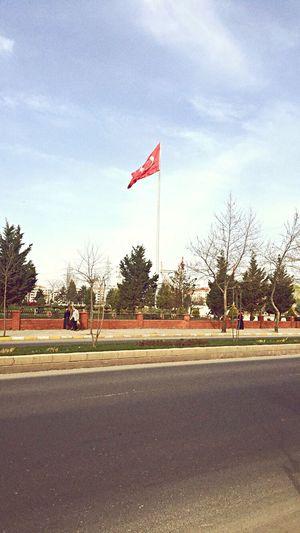 Türk Bayrağı Türkiye Vatan