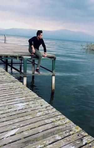 Nature Lake Clean Air Serenity