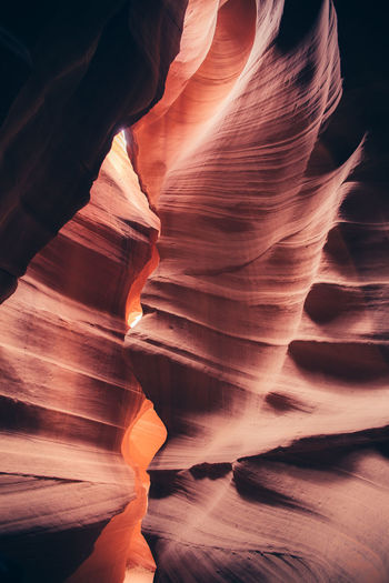 Antelope Antelope Canyon Arid Climate Beauty In Nature Canyon Curve Day Desert Geology Landscape Nature No People Outdoors Pattern Physical Geography Rock - Object Rock Formation Sandstone Scenics Travel Travel Destinations USA Photos USAtrip The Great Outdoors - 2018 EyeEm Awards