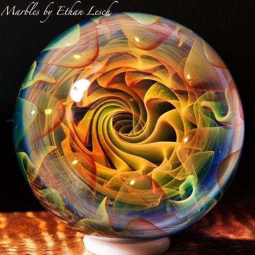 Artlove Marbles Art Glass