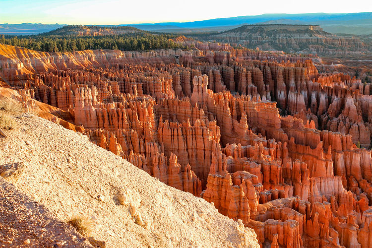 Bryce Canyon Rock Rock - Object Travel Destinations Scenics - Nature Rock Formation Travel Non-urban Scene Solid Tranquil Scene Environment Tranquility