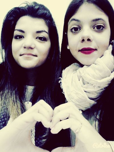 We Are Family sister 4 ever 💜💜💜 i love my sisteeeer💜💜💜💜