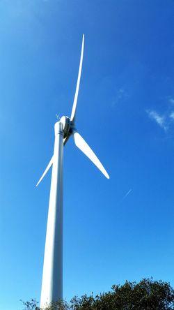 Deceptively Simple Wind Turbine Renewable Energy Engineering