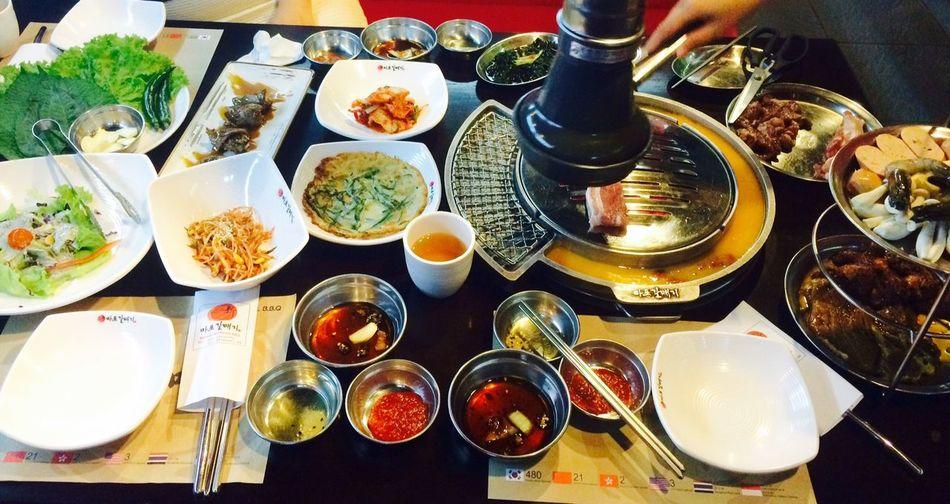Magal Koreanbbq Korean Food Temptation BBQ Time Eyeem Foodie