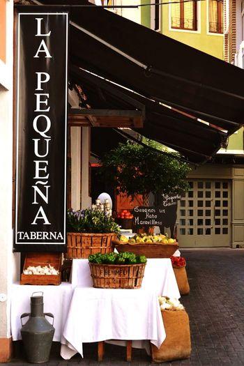 Must taverna in Murcia / Spain
