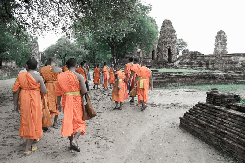 Ayothaya HIPAncient Cultures History Outdoors Place Of Worship Religion Temple Temple - Building Tourist