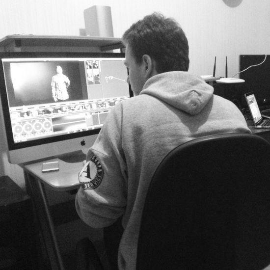 Grading w/ @nozhechkin Colorgrading Scissorfilms Davinciresolve Musicvideo photography