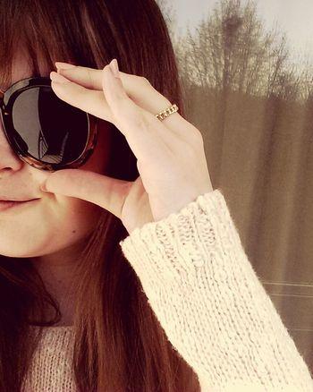 Photography Nomakeup Sunglasses Fashion Hair Nailpolish Ring