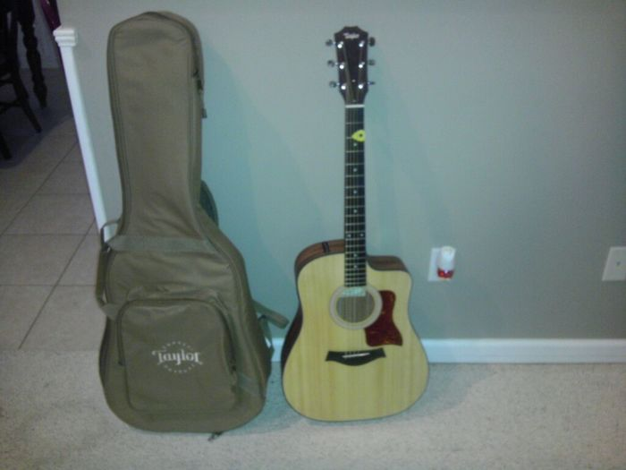 My Beautiful Guitar #Taylor #beautiful #mybaby