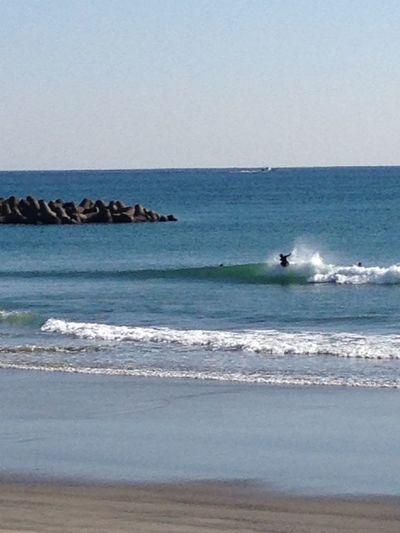 新日 @ Surfing @ Sea @