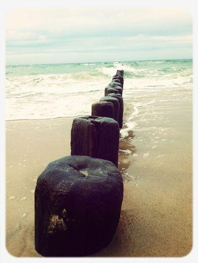 Sea Seaside Relaxing Enjoying Life
