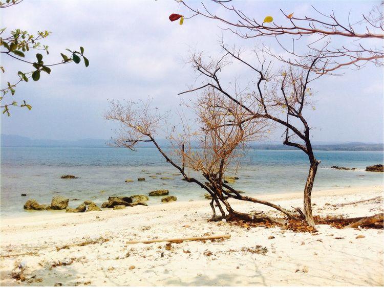 Umangisland Serang Banten Travel INDONESIA Beach