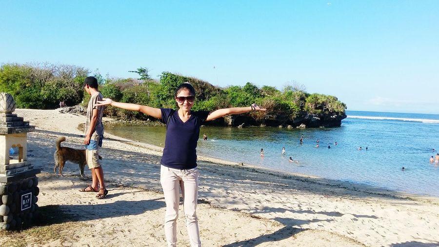 Hollidays2015 Nusaduabeach