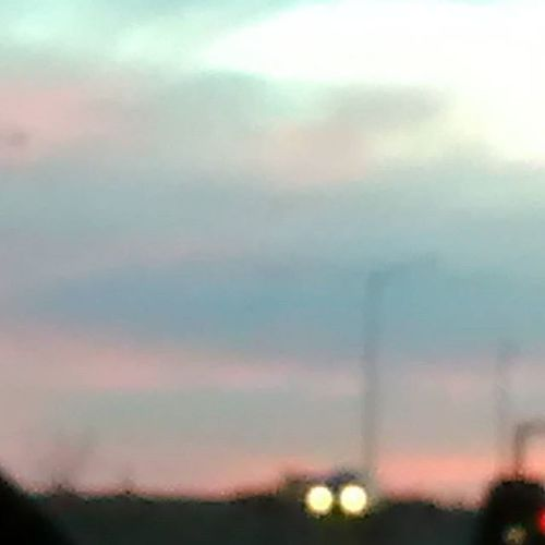 It looks like cotton candy