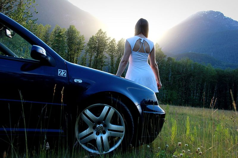 Dress Sunset Beauty In Nature Mk4 Tuned