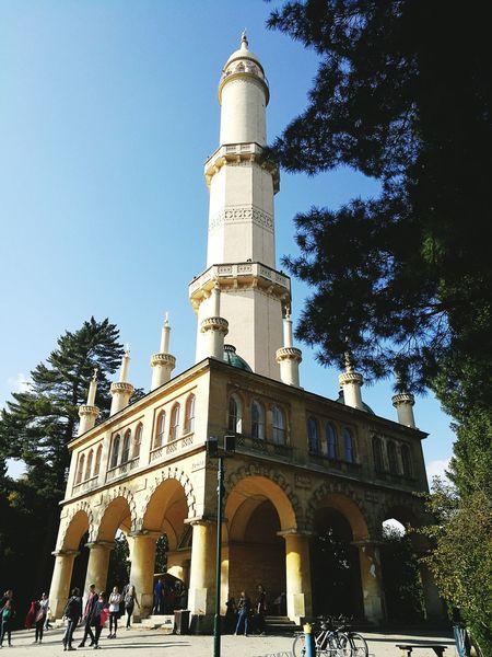 Architecture Travel Destinations Building Exterior Outdoors Lednice-minaret Czech Republic🇨🇿 Czech Nature