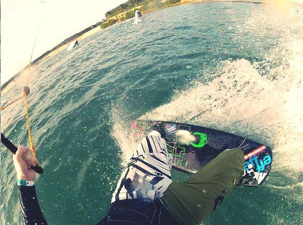 Wakeboard Wakeboarding Gopro Havin Fun