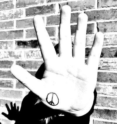 Paris ❤ France Peace Youth Of America Supporters Hand Mydaughter Youth Group EyeEm Tadaa Community Eye4photography