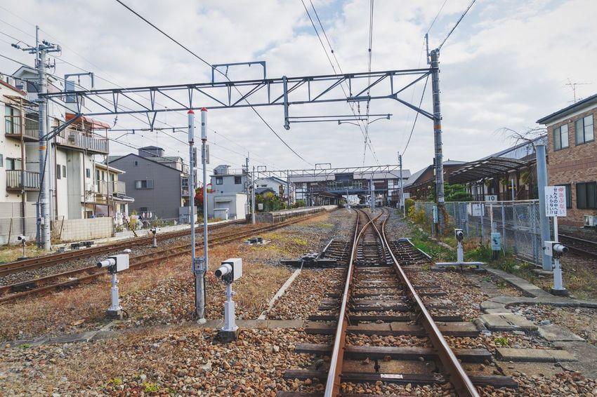 Kyoto Japan Kyoto Arashiyama 嵯峨野 Densha