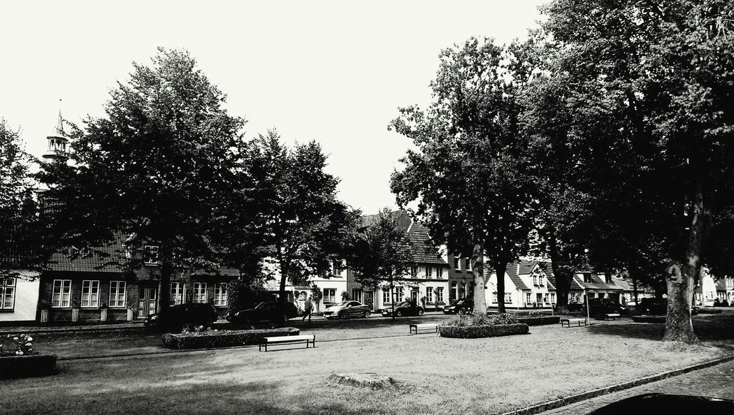 Friedrichstadt Outdoor Schwarz-Weiß Kleinstadt Urban-Lifestyle Deutschland EyeEm Deutschland Norddeutschland Stadt