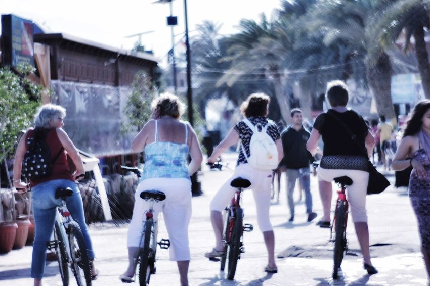 Women Around The World Wemen Cycling Women Real People Lifestyles EyeEmNewHere