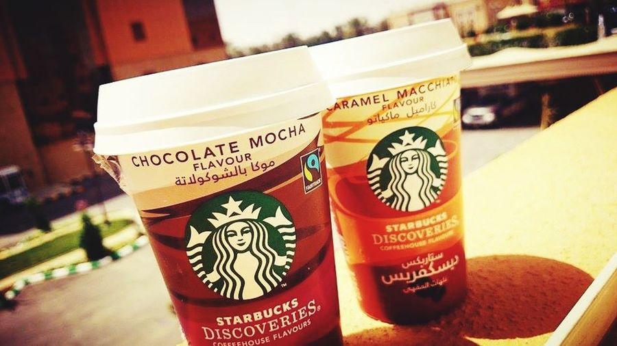 If coffee is a drug, I say bring it on :) Coffee Starbucks Coffee Time Chocolatemocha  Caramelmacchiato Summer Coffeelover Iamfaith Duty Nurse