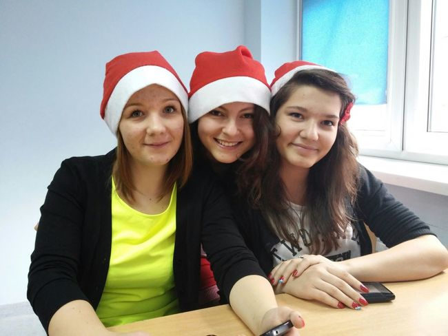 School Schooltime School Life  Polishgirls Santaclaus Santa Claus Santa Clause Santaclause Girls Friends