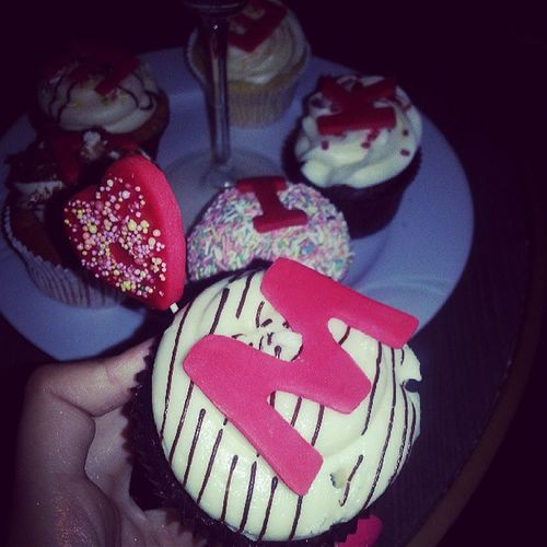 Doğum günü pastammm :) Cupcake Verycupcake MyBirthday Sweet
