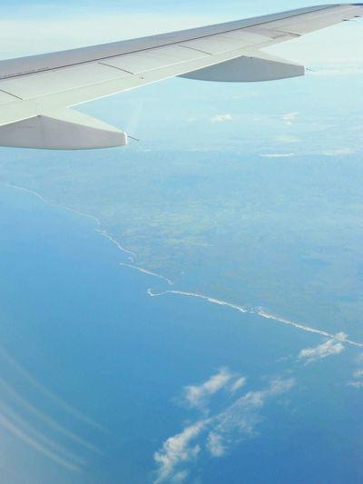 Coast of El Salvador
