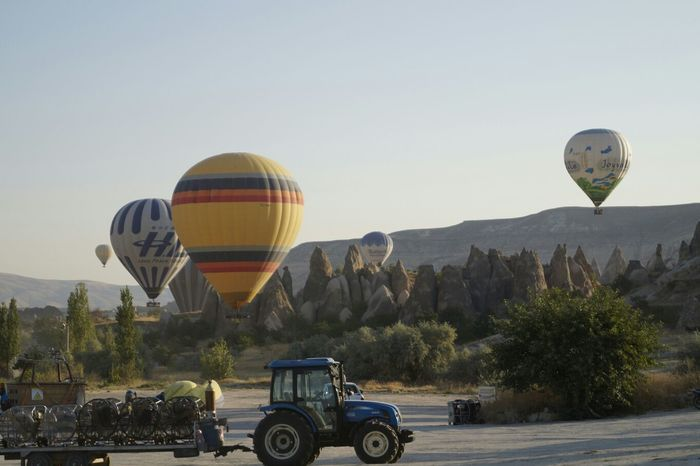 Turkey Capadoccia Travel