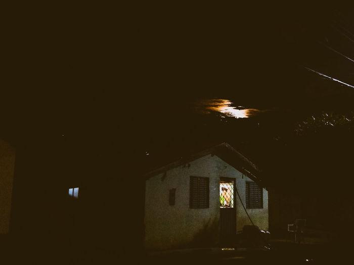 night in Brazil