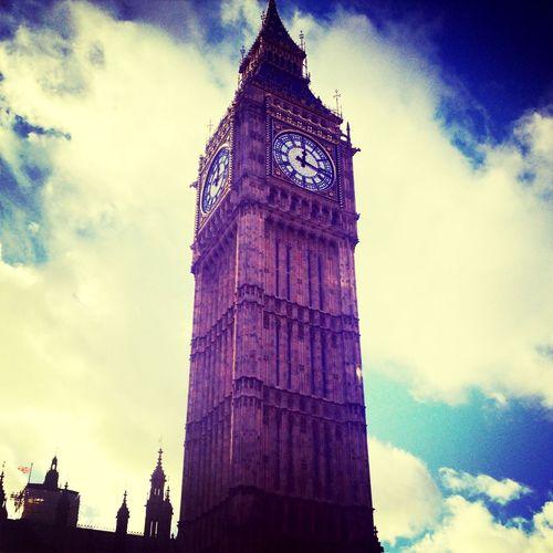 London trip Enjoying Life