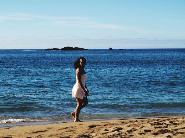Beach Water Summer Sand