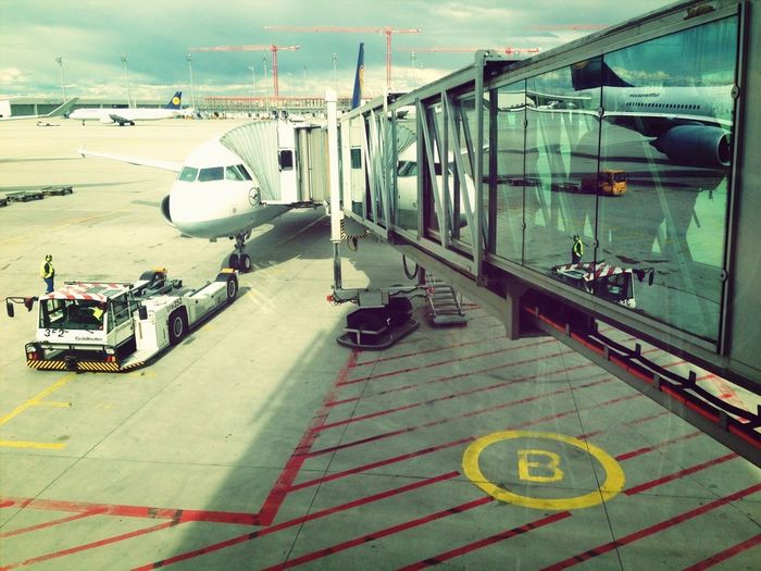 B For -> Heading Back To Berlin