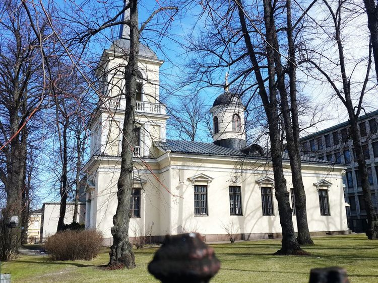 April2016 Day10 Finland Helsinki Oldtown Old Buildings