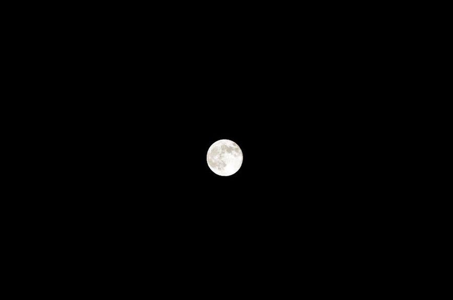 Supermoon 2013 Moon Nightsky Virginia