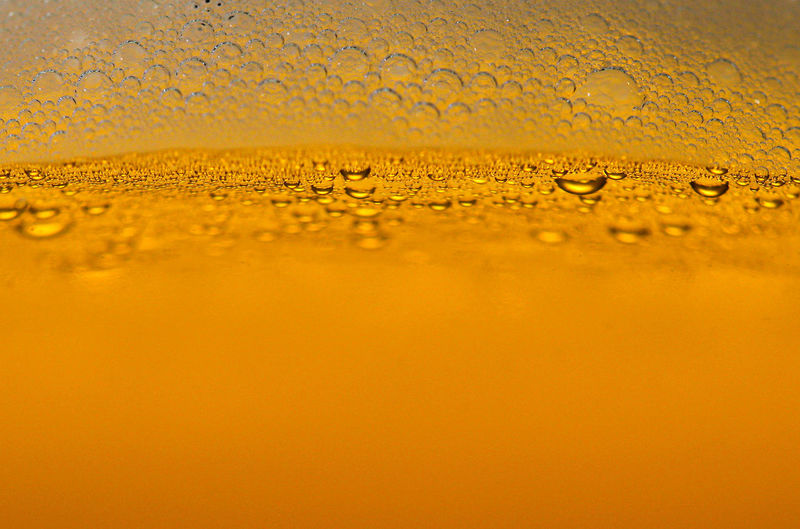 Droplets on