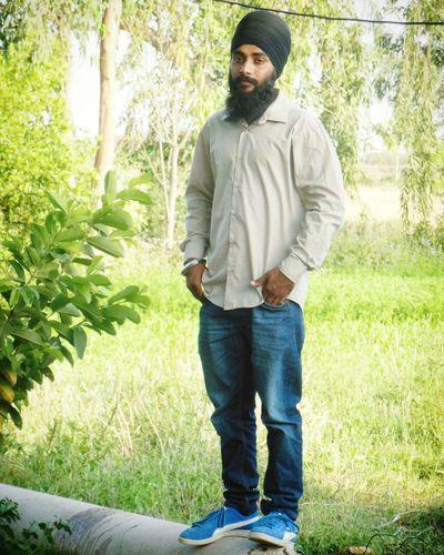 Sikhboy Sardarni Turbanking Gwalior Singh Beardlovers First Eyeem Photo