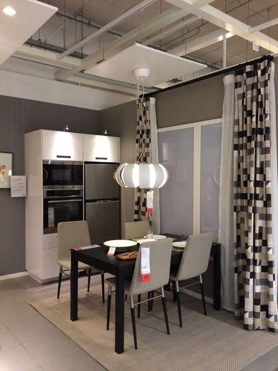 IKEA Indoors  No People Chair Modern Illuminated Day