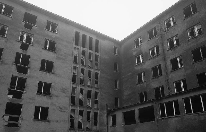 Abandoned Abandoned Buildings Apartment Architectural Detail Architecture Architecture_collection Background Black And White Building Exterior Built Structure Bw Cover Demolition Demolition Zone Demoltio Details No People Old Building  Old Buildings Outdoors Windows