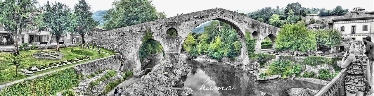 History Travel Destinations Nature Water Built Structure Architecture No People Españoles Y Sus Fotos España🇪🇸 España 🌞 Asturias Paraiso Natural🌿🌼🌊🌞 Puentes Asturias Day Blancoynegro Colors