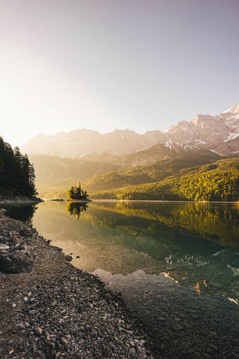 Beautiful Beautiful Nature Beauty Beauty In Nature Germany Landscape Landscape_photography Low Angle View Mountain Nature Nature On Your Doorstep Nature Photography Nature_collection Naturelovers Outdoor Photography Outdoors Reflection Reflections Sun Sunrise Tranquil Scene Tranquility Water Water Reflections Waterfront